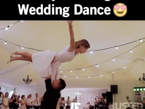 Dirty Dancing Wedding Dance