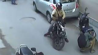 One Million Ruppees Stoled in 5 Seconds in India | Mastermind Thief
